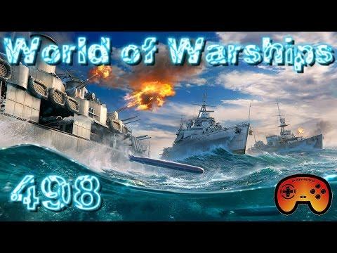 Danke Fiji Danke...#498 - World of Warships - Gameplay - German - World of Warships