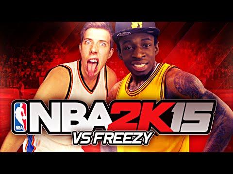 NBA 2K15 vs CALFREEZY!
