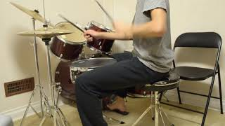 Ross Lynch, Grace Phipps - Cruisin' for a Bruisin' (Drum and Instrumental Cover)
