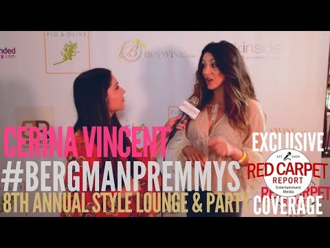 Cerina Vincent #StuckintheMiddle at Doris Bergman's 8th Style Lounge & Party Celebrating Emmys
