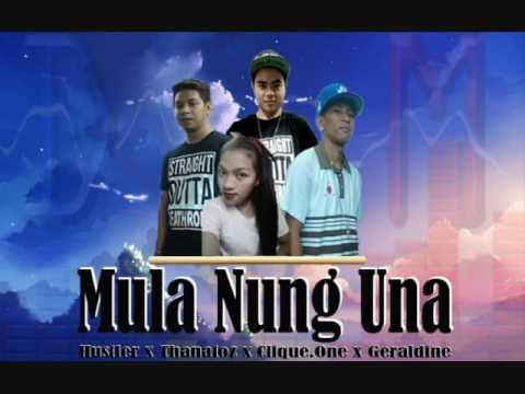 Mula Nung Una - Hustler . Thanatoz.D . Clique.One Ft.  Geraldine ( DEATHRONE RECORDS )