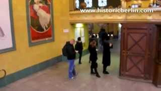 Repeat youtube video Wittenbergplatz U-Bahn , Berlin - Historic Berlin