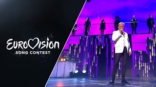 Johnny Logan - Medley (LIVE) Eurovision Song Contest