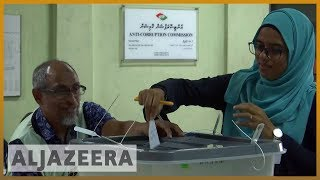 🇲🇻 Maldives extends voting in high-stakes presidential election | Al Jazeera English