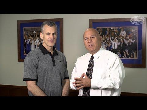 Florida Basketball: Billy Donovan Farewell Interview