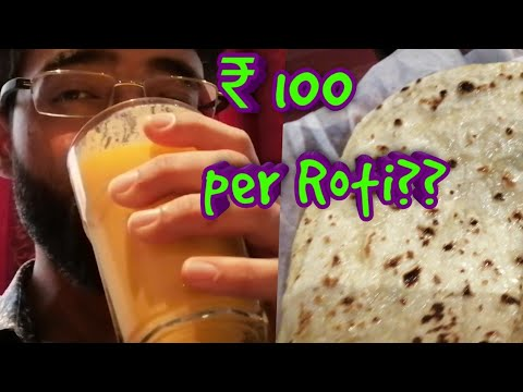 A Basic Indian Restaurant In Canada