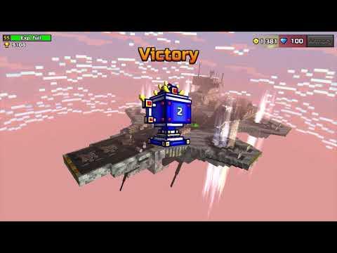 Pixel Gun 3D: Combat Rifle Gameplay