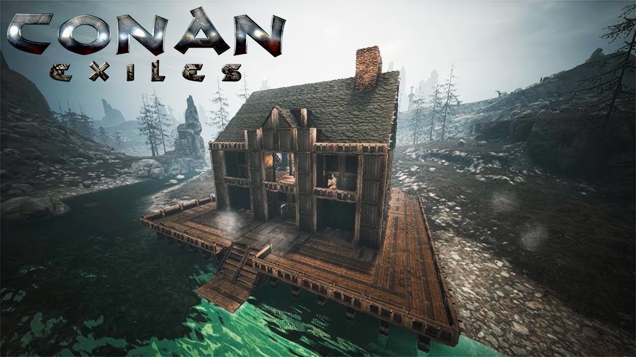 how to make ice shards conan exiles