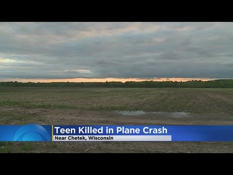 1 Teen Killed, Another Seriously Injured In Plane Crash Near Chetek