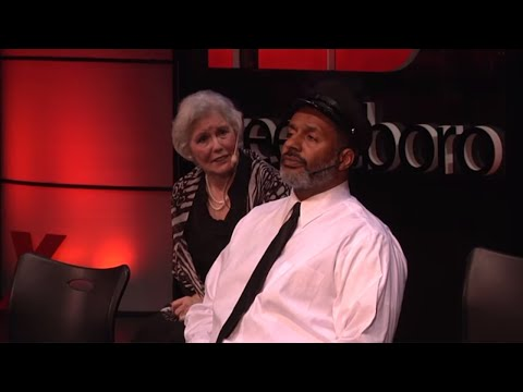 The Road to Empathy | Shelley Segal, Derrick Parker, LaShon Hill & MaryAnn Luedtke | TEDxGreensboro
