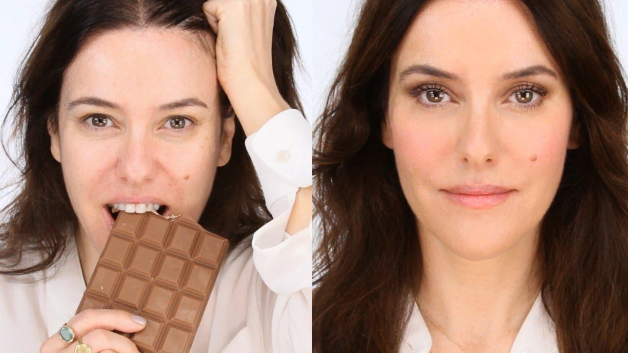 Anastasia Acosta Sexy lisa eldridge make up | video | pms face - skincare and