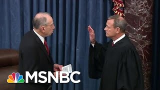 'Disaster': How Judge In Trump Impeachment Trial May Compel Witnesses And Break Ties | MSNBC