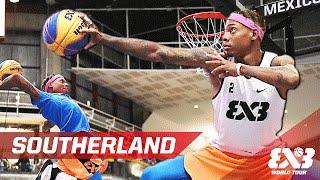 Jordan Southerland - the Crowdpleaser - Star Profile - 2016 FIBA 3x3 World Tour Video