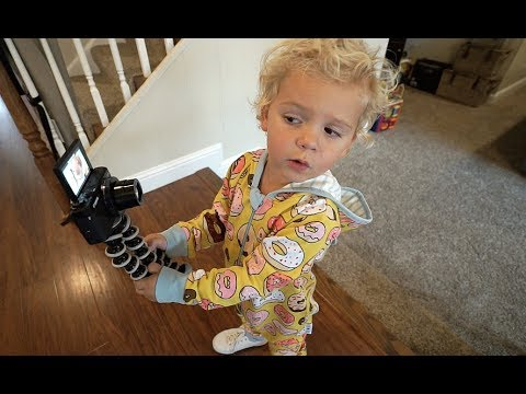 Download Youtube: 3 Year Old Tydus THE VLOGGER!!