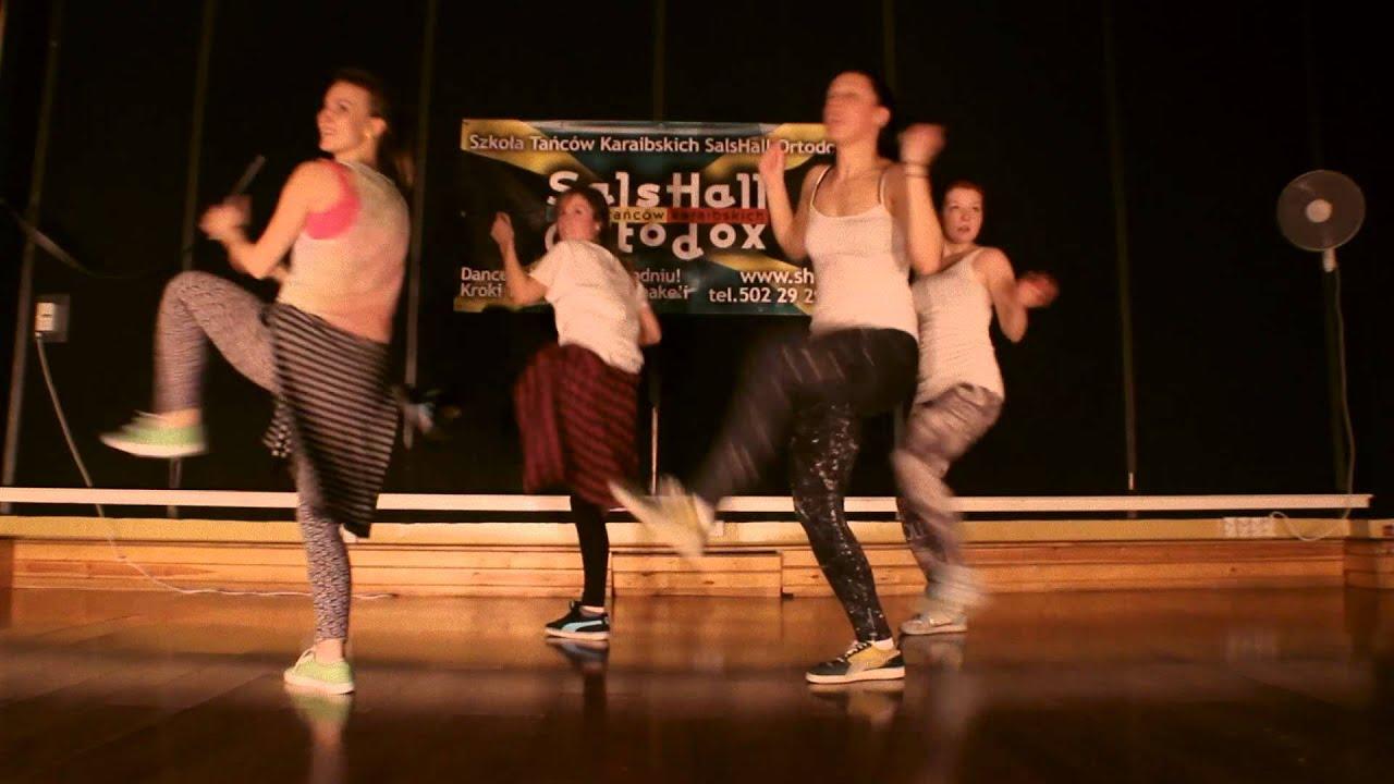 803d0883c8eb Nauka tańca - Dancehall - Olgi - SHO - YouTube