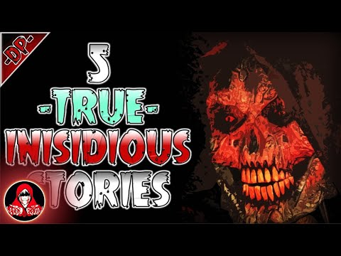 7 TRUE Insidious Ghost Stories