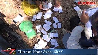 Cà Mau: bắt quả tang 27 đối tượng đá gà ăn tiền thuộc ấp Bến Bào, xã Quách Phẩm Bắc, huyện Đầm Dơi