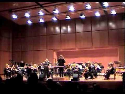 """""""Indigo Concerto"""" I - Moderato by Efraín Amaya - Alberto Almarza, flute"""