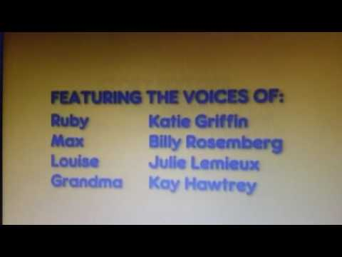 Max And Ruby Credits Silver Lining Treehouse Nelvana WILDBRAIN thumbnail