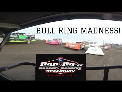 Late Models On a Bullring!!