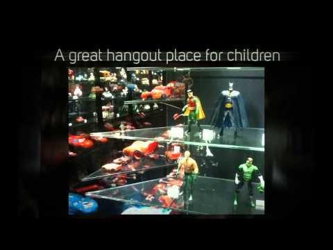 Hong Kong Heritage Museum Video Tour [HD]