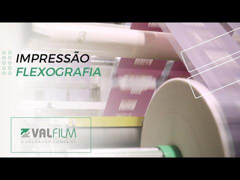 Impressão em Embalagens
