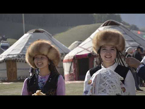 World Nomad Games 2018 Kyrgyzstan.