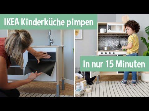 Ikea Duktig Kinderkuche Pimpen Ikea Hack Fur Kinder Youtube