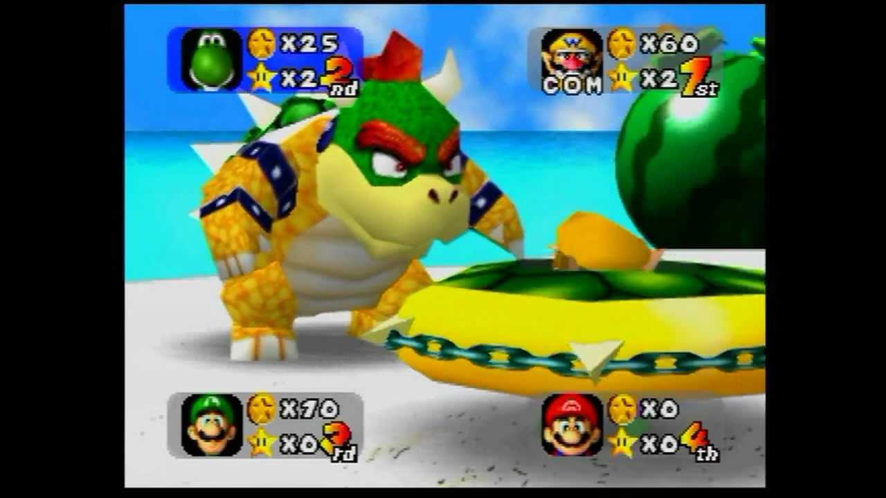 Mario Party (1) -