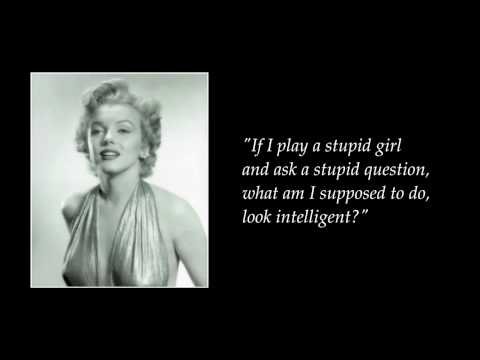 Marilyn Monroe In Her Own Words