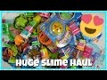 HUGE SLIME / PUTTY HAUL
