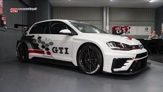 Volkswagen Golf GTI TCR review