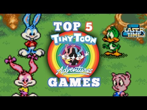The Top 5 Tiny Toons Games
