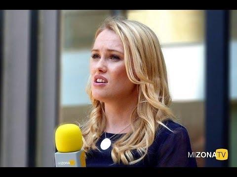 Hannaw New, Rosalinda Fox en 'El tiempo entre costuras', habla en exclusiva con Mi Zona TV