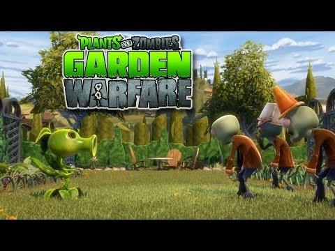 Peashooter Frenzy - Plants Vs. Zombies: Garden Warfare - Gameplay ...