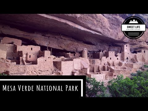 Mesa Verde National Park | Tour, Guide And Close Up Of Cliff Dwellings