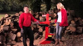 Der Holzspalter - Rentas Werkzeugvermietung