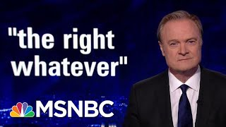 Lawrence: The Presidency Is An Oral Exam That Trump Fails Every Day | The Last Word | MSNBC