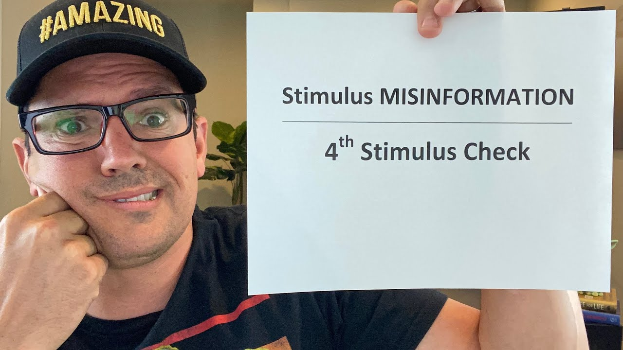 Stimulus MISINFORMATION | Fourth Stimulus Check Update | Schumer Opens Old Agenda Items AGAIN