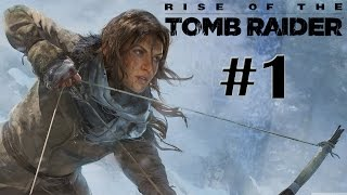 Rise of the Tomb Raider #1 - Wenn du fällst, stirbst du!