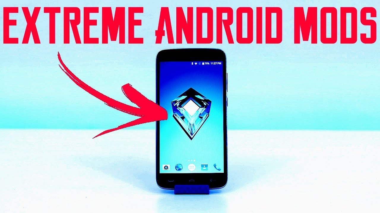 Extreme Android MODS Guide! - Exposed Installer