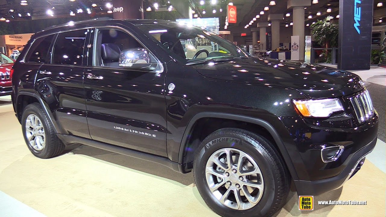 2015 jeep grand cherokee limited exterior and interior. Black Bedroom Furniture Sets. Home Design Ideas