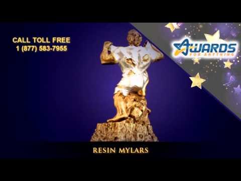 Awards For Anything: Resin Mylars