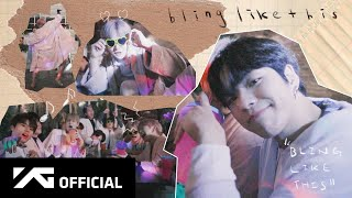 TREASURE - B.L.T (BLING LIKE THIS) Selfie ver.