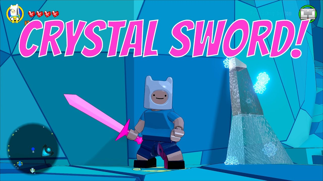 Lego Dimensions Year 2 Where To Unlock The Crystal Sword