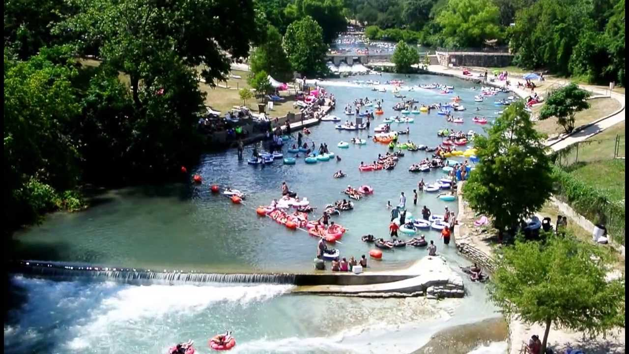 Comal River Web Cam New Braunfels Tx By Comal Tubes