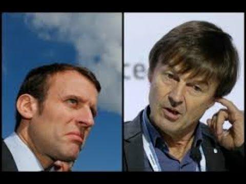Géo-ingénierie, pollution, épandages aériens. E. Macron, Nicolas Hulot, où sont vos solutions ?!