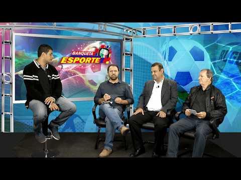 "TV Banqueta - Banqueta Esporte - Dr. Wilson ""Manula"" - Diretor do Villa Nova - 15/05/2017"