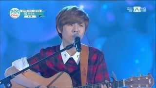 20130718 엠넷  20초이스( 유승우 블루카펫+ 핫커버후보곡 메들리)