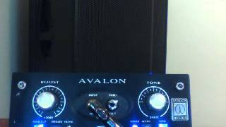 avalon u5 bass test